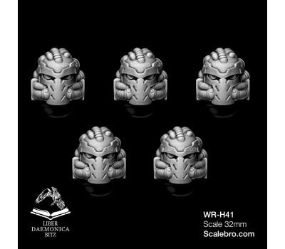 Liber daemonica bitz - Helmets Nova type