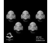 Шлемы тип Musa