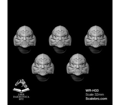 Helmets Musa type