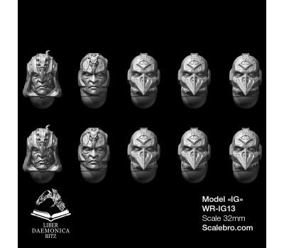 Helmet Cult type