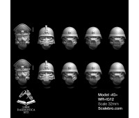Шлемы Harmagedon type