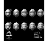 Шлемы Reaper Squad type