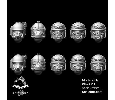 Helmet Reaper Squad type