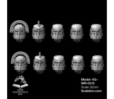 Helmet Romans type