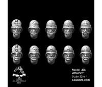 Helmet Saxons type