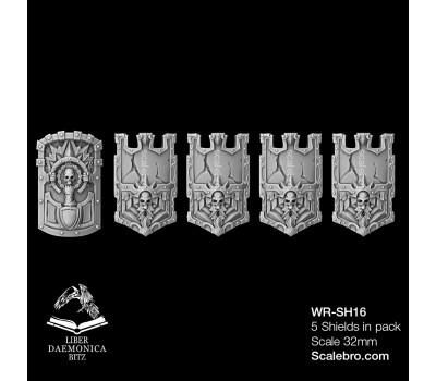 Shields Terra type