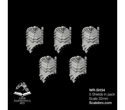 White Raven Studio — Щиты Bones