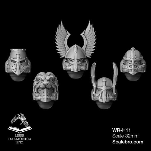Helmets Arcanum type