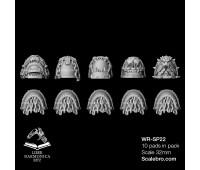 Shoulder Pads Hound type