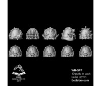 Shoulder Pads Noctis type