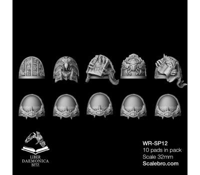 Shoulder Pads Varias type