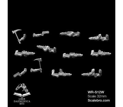Weapons type Harmagedon