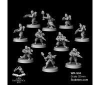 Death ST squad