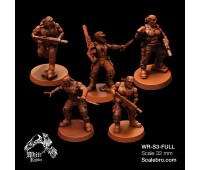 Tunnel Rat Full set