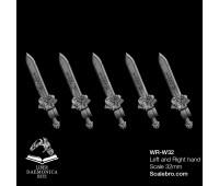 Weapons type Fenrir