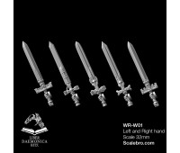 Weapons Longswords type