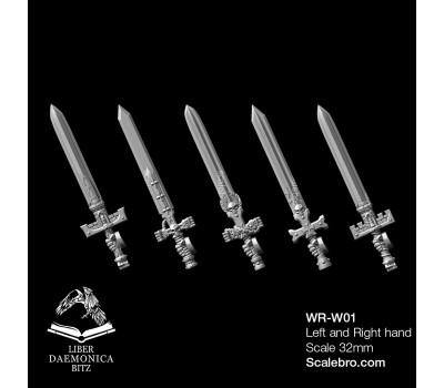 Weapons Longswords type
