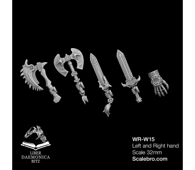 Weapons Skald type