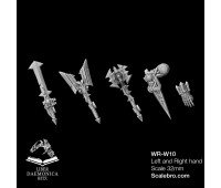 Weapons type Heretic