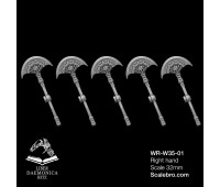 Weapons Moloh type