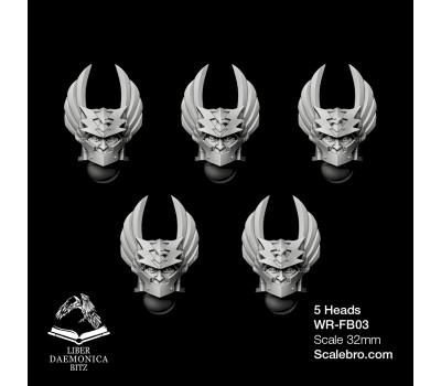 Heads 3 type Hawks