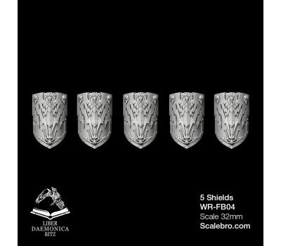 Shields type Hawks