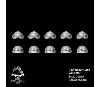 Shoulder Pads type Hawks