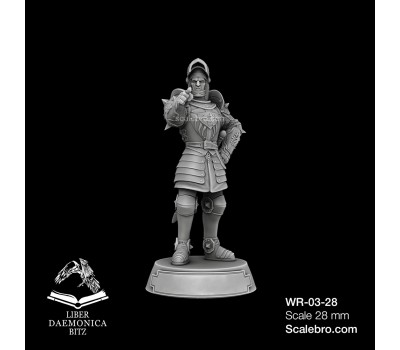 Paladin of the King 28mm