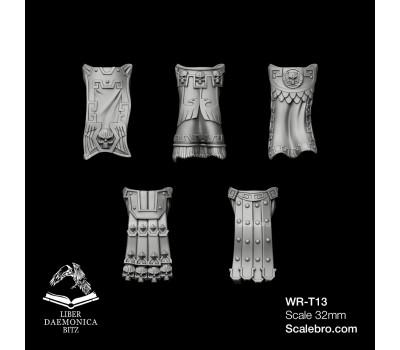 Liber Daemonica Bitz — Tabards type Romanus