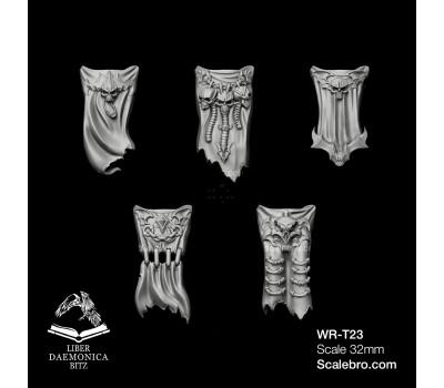 Liber Daemonica Bitz — Tabards type Skin