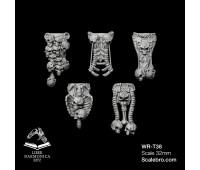 Tabards type Skull