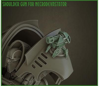 Addon Shoulder Gun